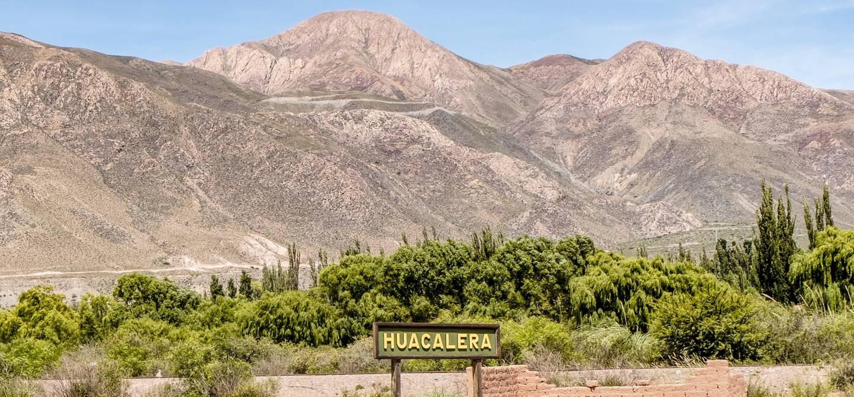 Paysage de montagne - Huacalera - province de Jujuy - Argentine