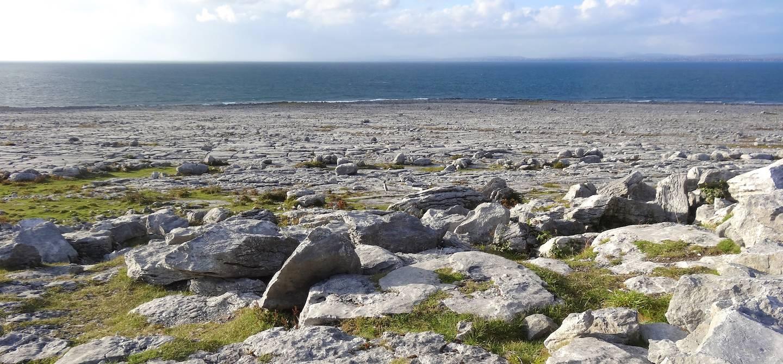 Black Head - Burren - Comté de Clare - Irlande