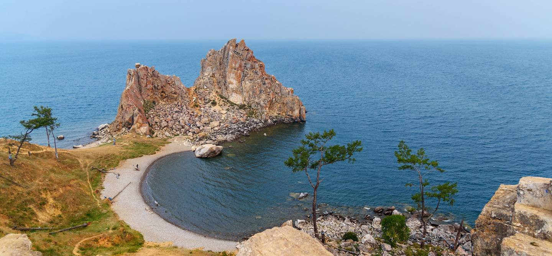 Shaman Rock - Olkhon - Russie