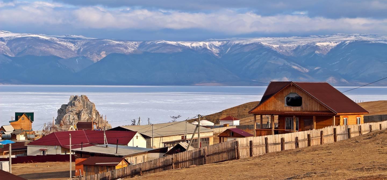 Khoujir - Olkhon - Russie