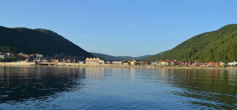 Lac Baïkal - Listvianka - Russie