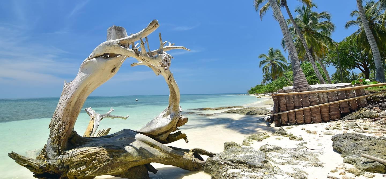Isla Mucura - Colombie