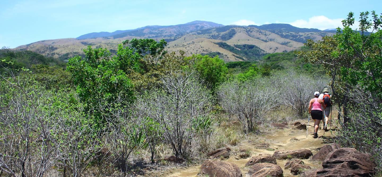 Randonnée sur les versants du volcan Rincon - Costa Rica