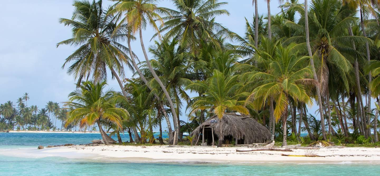 Plage de l'archipel San Blas - Panama