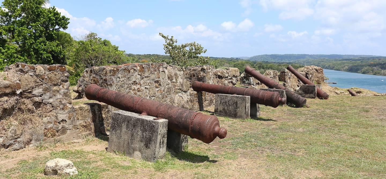 Fort San Lorenzo - Colon - Panama
