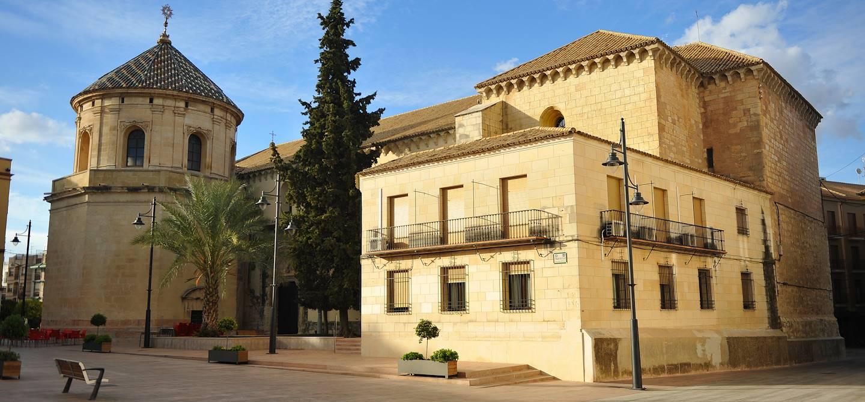 Église San Mateo - Lucena - Andalousie - Espagne