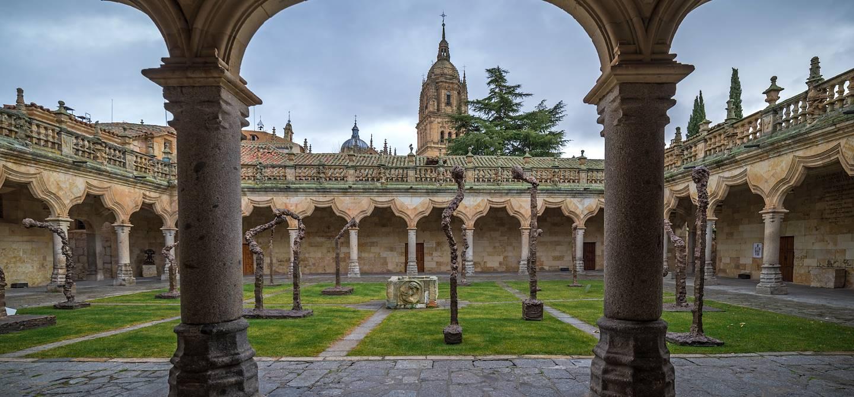 Université de Salamanque - Castille-et-León - Espagne