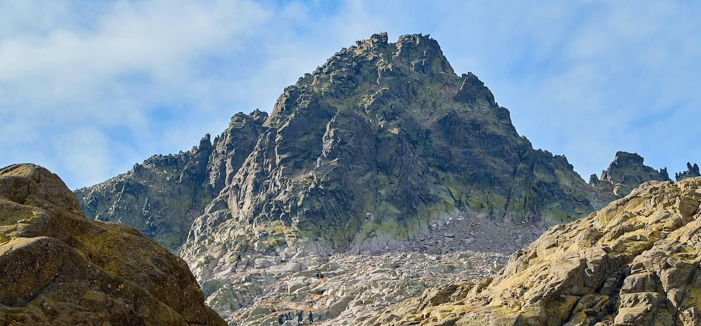 Pico de Almanzor - Castille-et-León - Espagne