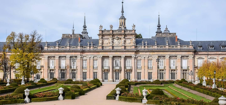 Palais royal de la Granja de San Ildefonso - Castille-et-León - Espagne