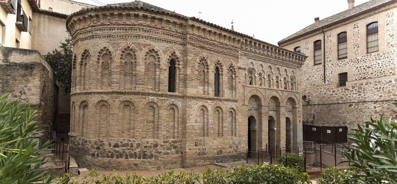 Cristo de la luz - Tolède - Espagne
