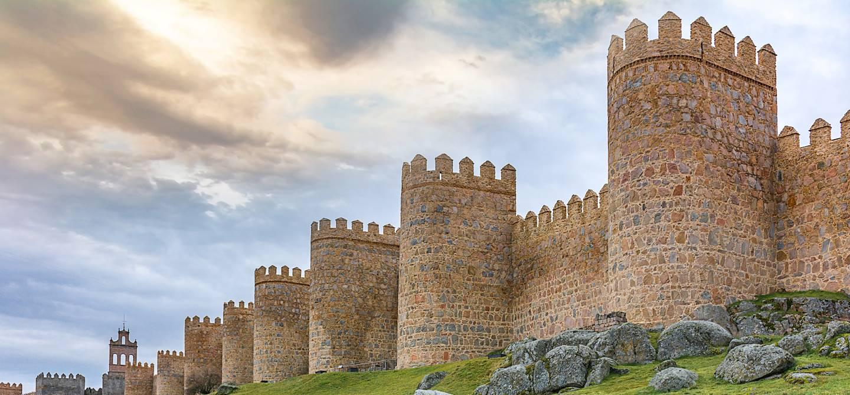 Muraille d'Ávila - Province d'Avila - Espagne