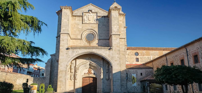 Monasterio de Santo Tomas - Avila - Espagne