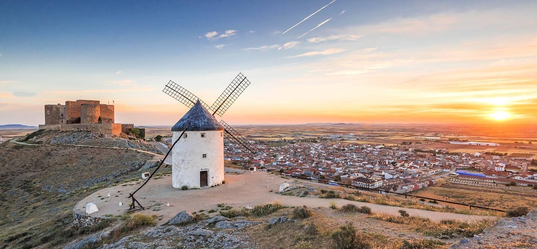 Moulins de Consuegra - Espagne