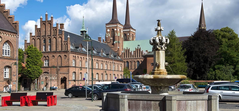 La cathédrale de Roskilde - Danemark