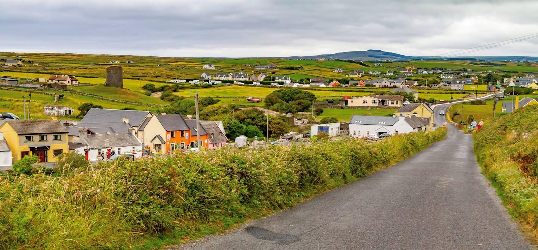 Doolin -Comté de Clare - Irlande