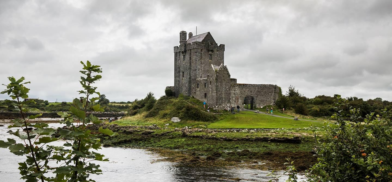 Le Château de Dunguaire - Galway - Comté de Galway - Irlande