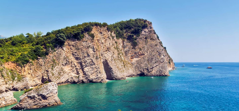 île de Sveti Nikola - Monténégro