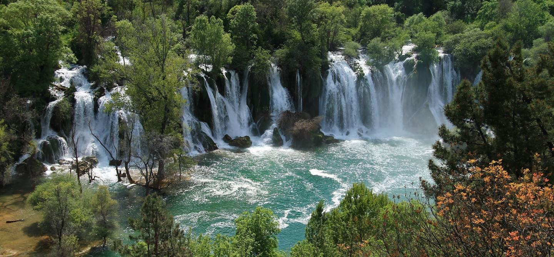 Cascade de Kravice - Bosnie Herzégovine