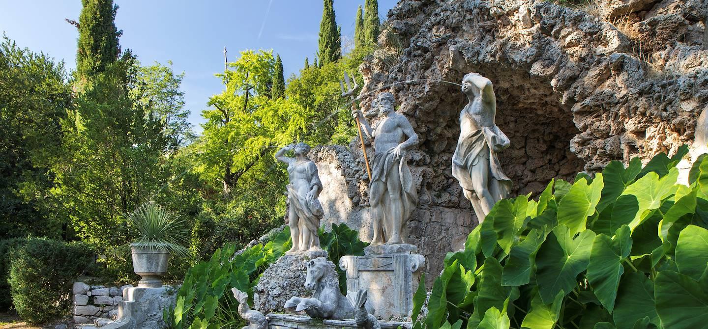 Jardin botanique de trsteno - Croatie