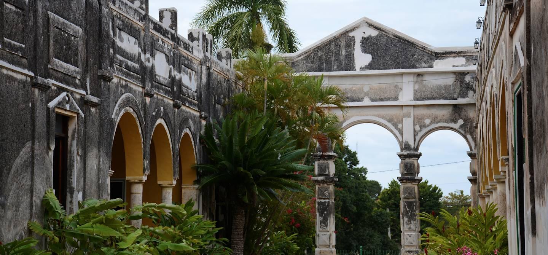 Hacienda Yaxcopoil - Etat du Yucatan - Mexique