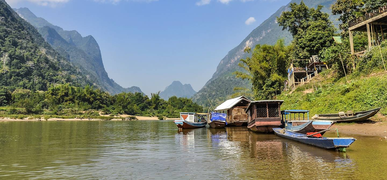 Muang Ngoi Neua - Laos