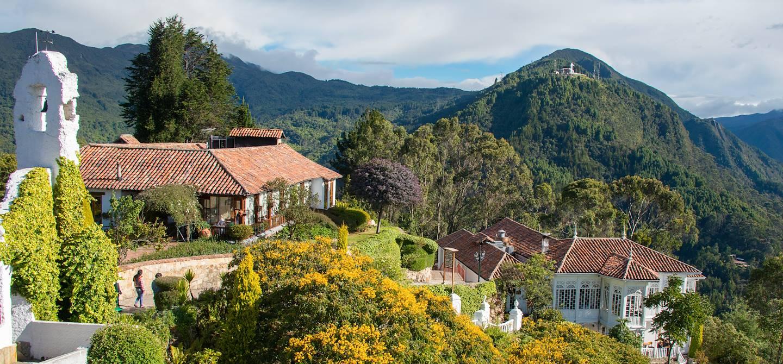 Monserrate - Bogota - Colombie