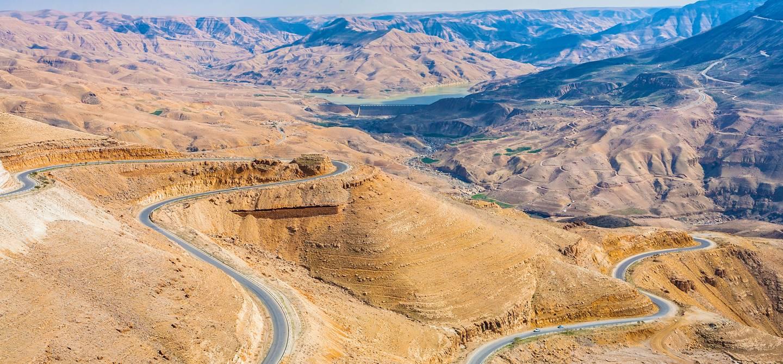La route des rois - Jordanie