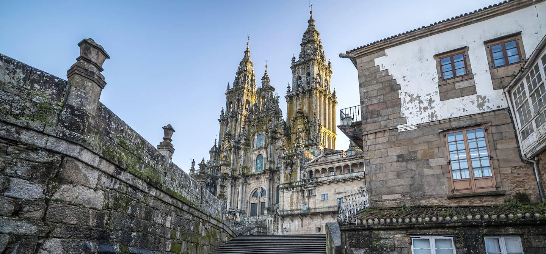 Cathédrale de Saint Jacques de Compostelle - Galice - Espagne