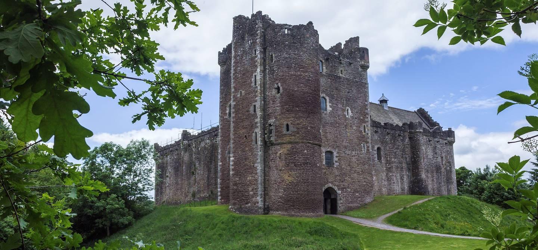 Château de Doune - Ecosse - Royaume-Uni
