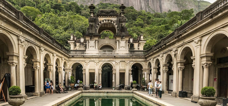 Parc Lage - Rio de Janeiro - Brésil