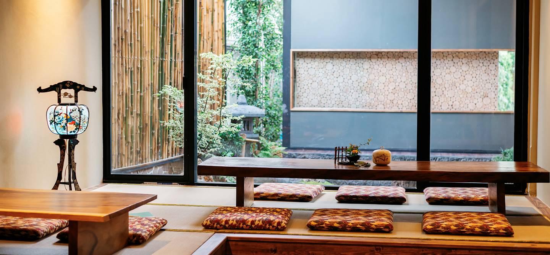 À l'intérieur d'un hébergement traditionnel : le ryokan - Japon