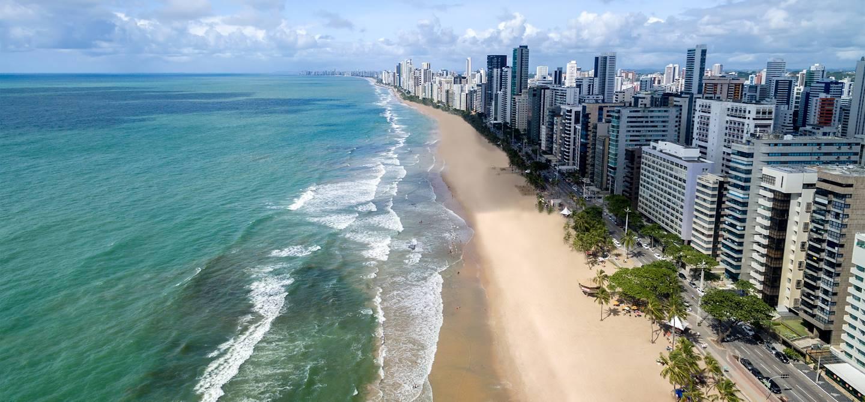Boa Viagem - Recife - Brésil