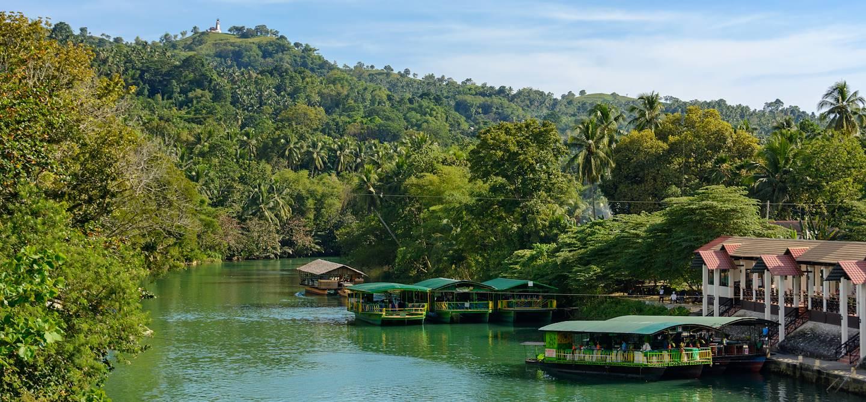 Rivière Loboc - Bohol - Philippines