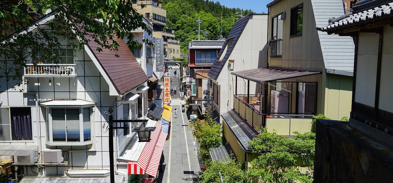 Besshoonsen - Préfecture de Nagano - Japon