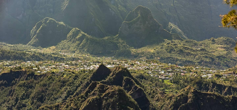 Bras sec - Cirque de Cilaos - La Réunion