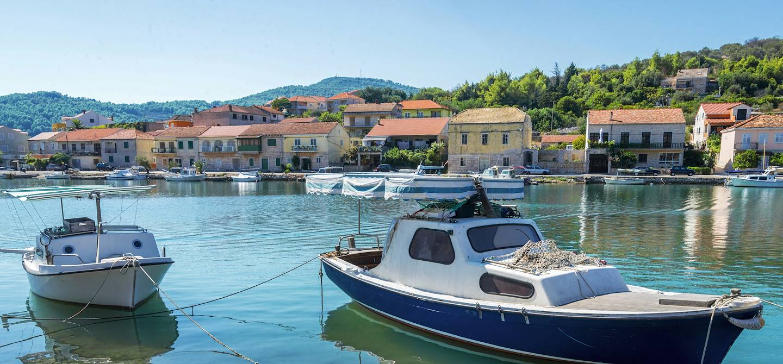 Vela Luka - île de Korkula - Croatie