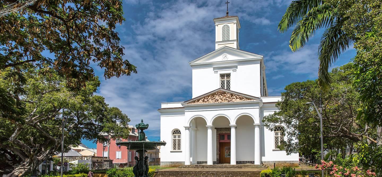 Cathédrale - Saint-Denis - La Réunion