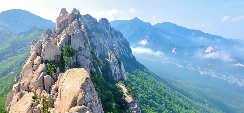 Parc National de Seoraksan - Corée du Sud