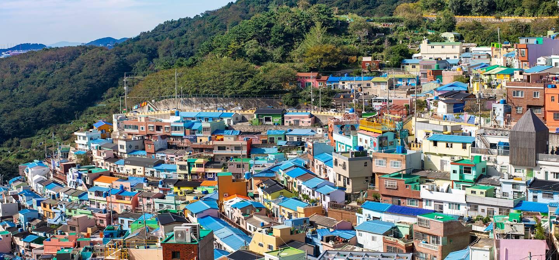 Village de Gamcheon - Busan - Corée du Sud