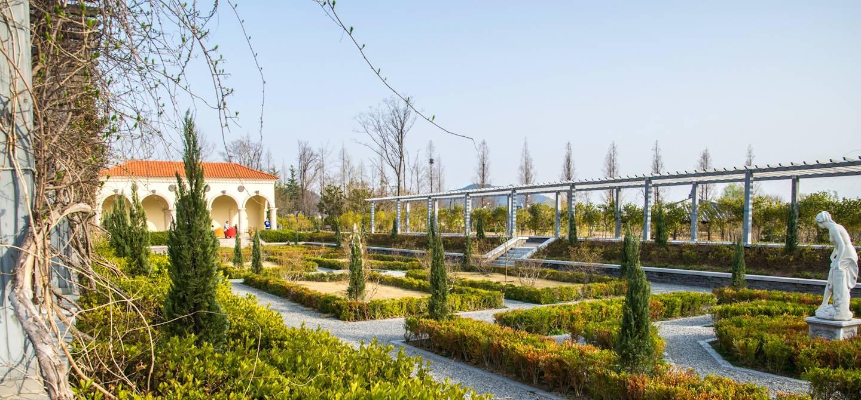 Jardin national de Suncheon - Corée du Sud
