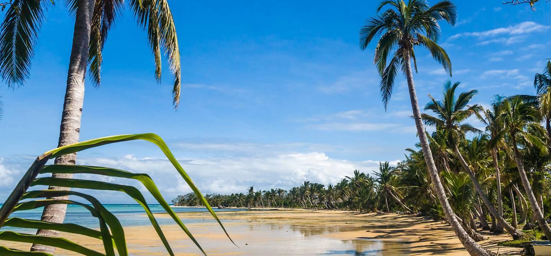 Plage de l'île Sainte Marie - Madagascar