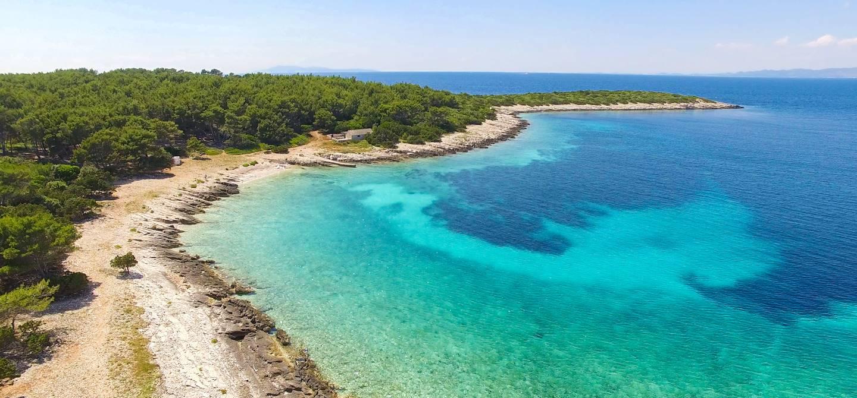 Île de Proizd - Croatie