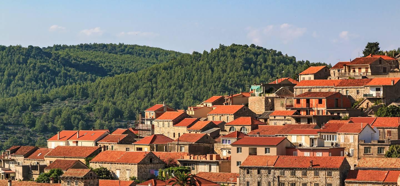 Village de Blato - île de Korcula - Croatie