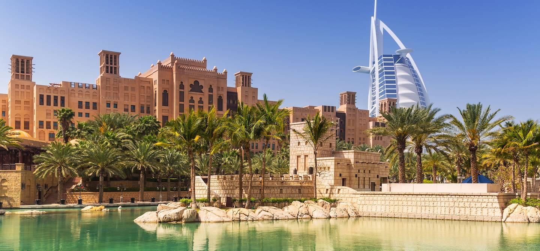 Madinat Jumeirah - Dubai - Emirats Arabes Unis
