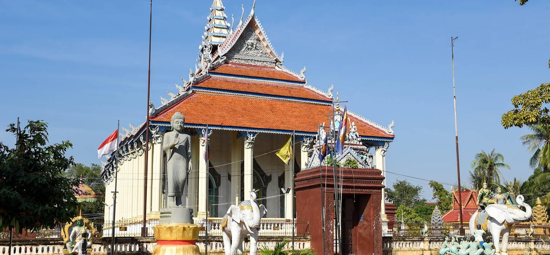 Pagode de Damrey Sor - Battambang - Cambodge