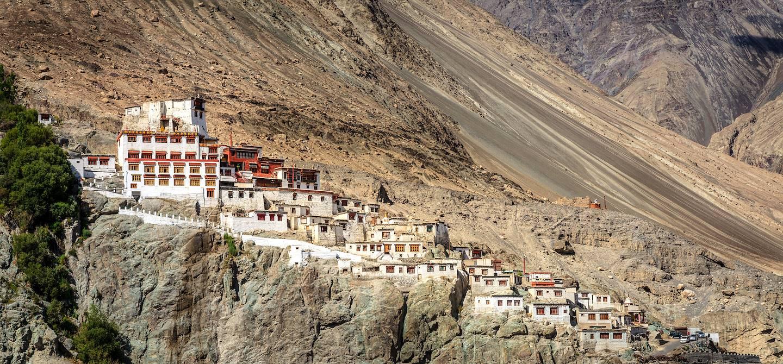Village de Diskit - Jammu-et-Cachemire - Inde