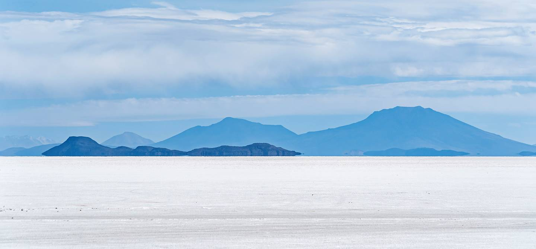 Salar d'Uyuni - Département de Potosi - Bolivie