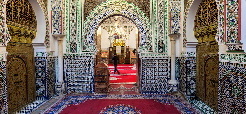 Zaouia de Moulay Idriss - Fes - Maroc