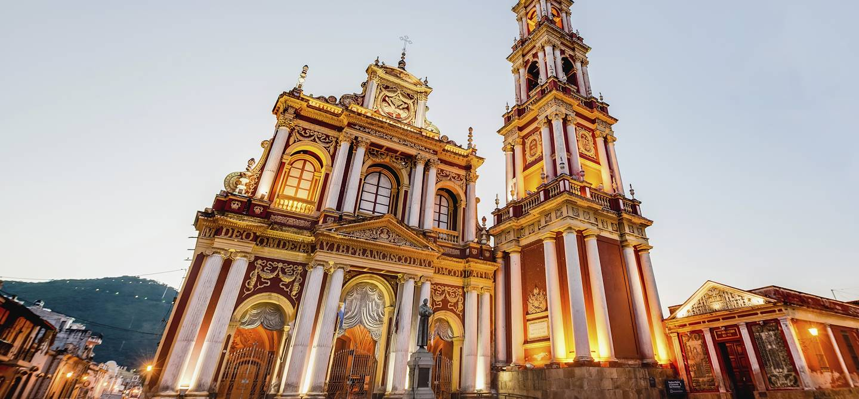 Eglise San Francisco - Salta - Argentine