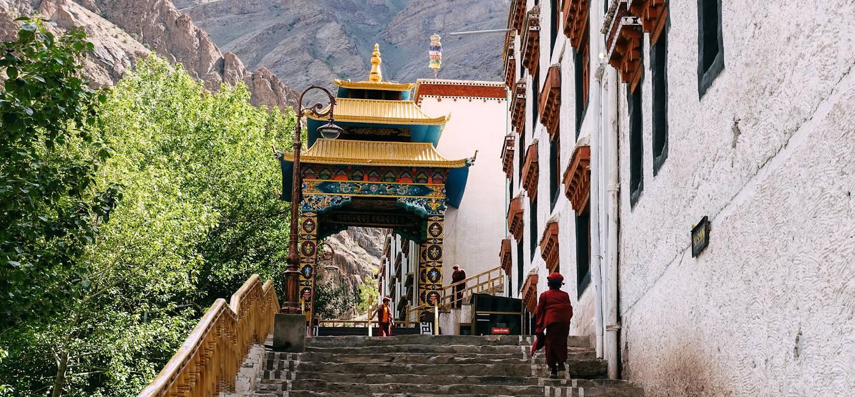 Monastère d'Hemis - Jammu-et-Cachemire - Inde